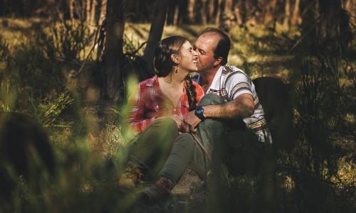 Preboda en Rocha - Lucila y Juan José