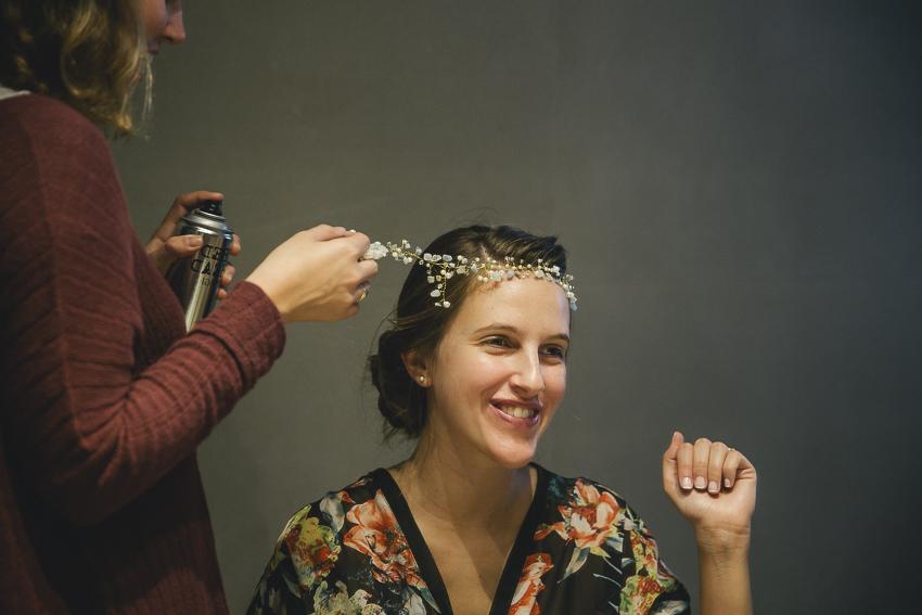 tocado de novia - uruguay