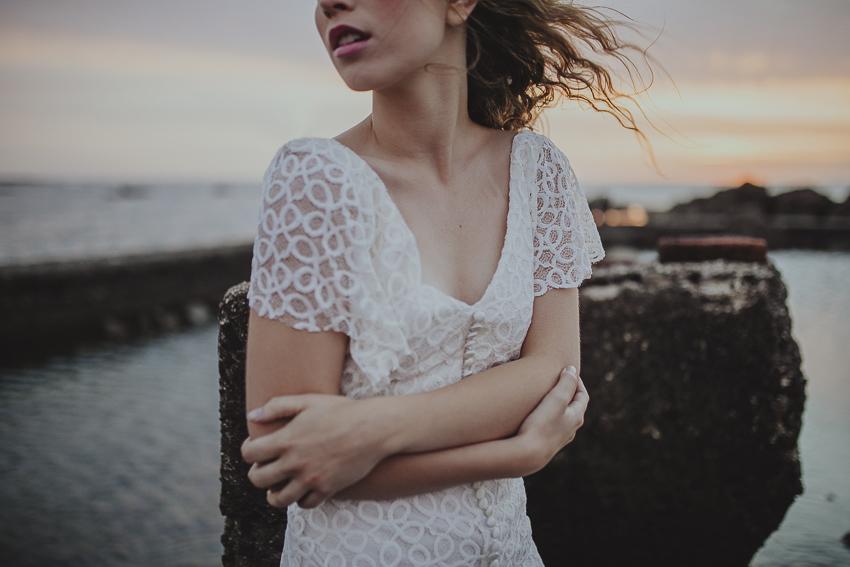 foto de vestido novia montevideo