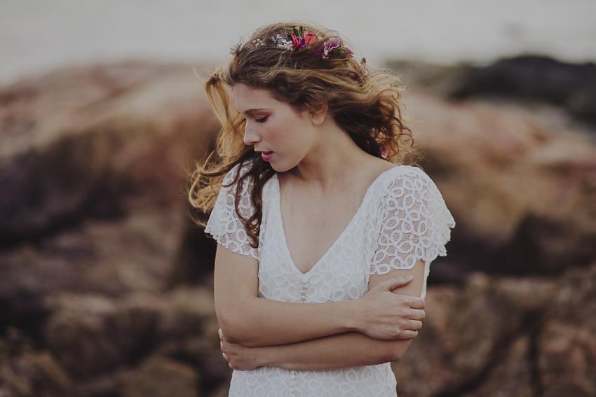 tendencias de boda, vestidos de novia, novias boho, hippie chic