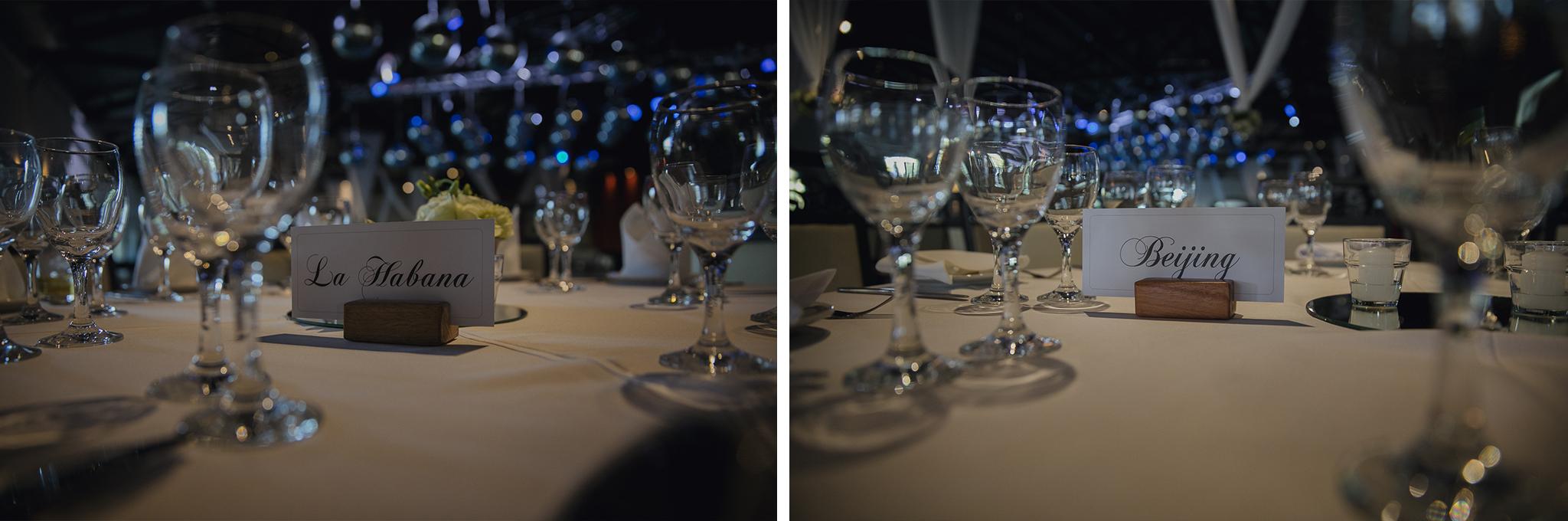 ideas para organizar las mesas en tu boda - mya87