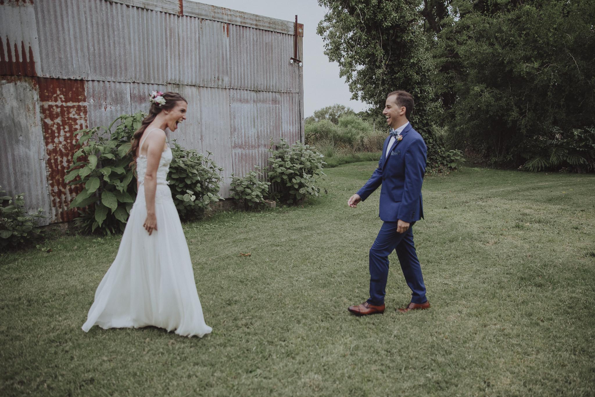 first look- bodas unicas - fotografia de bodas uruguay