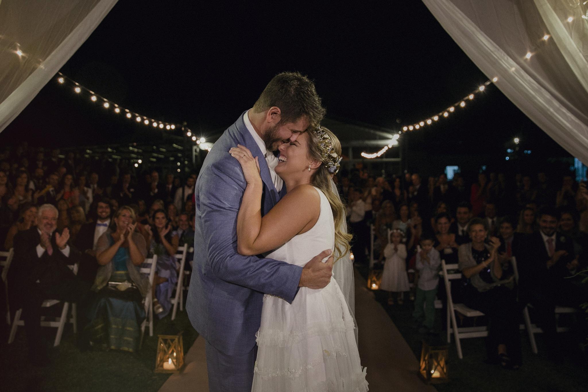 boda en finca clara, ceremonia al aire libre