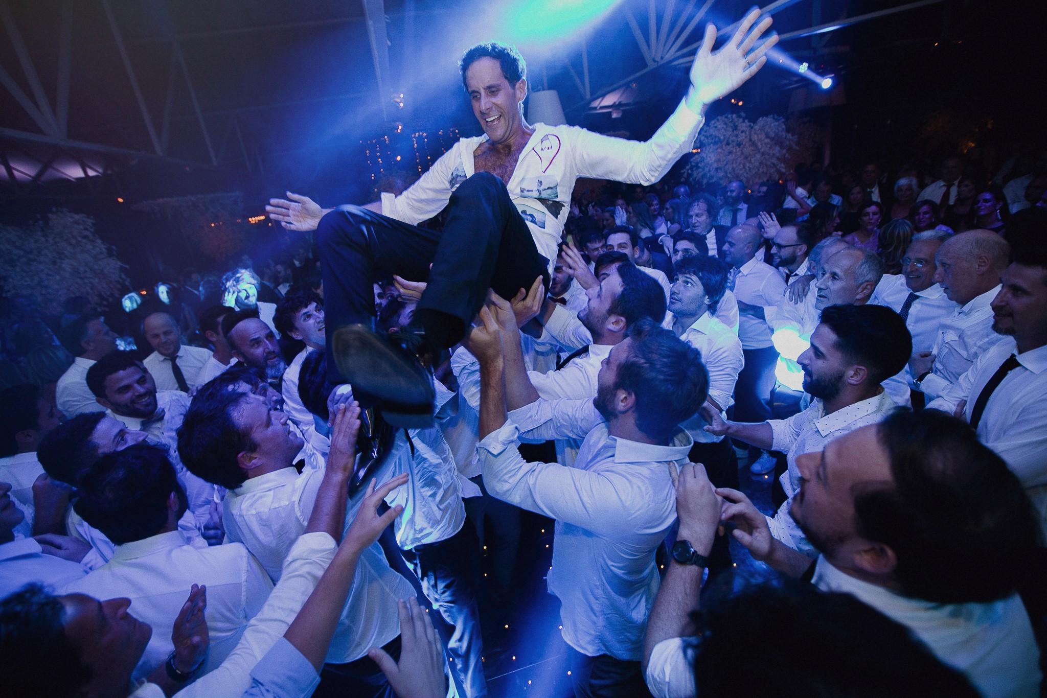 oiras judias - fiesta de bodas - salon la hacienda
