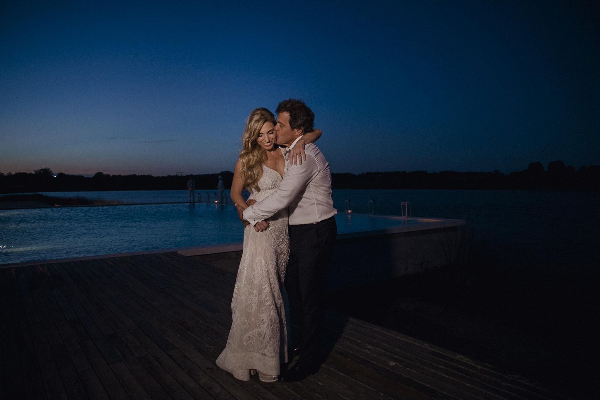Boda en laguna escondida, boda argentina