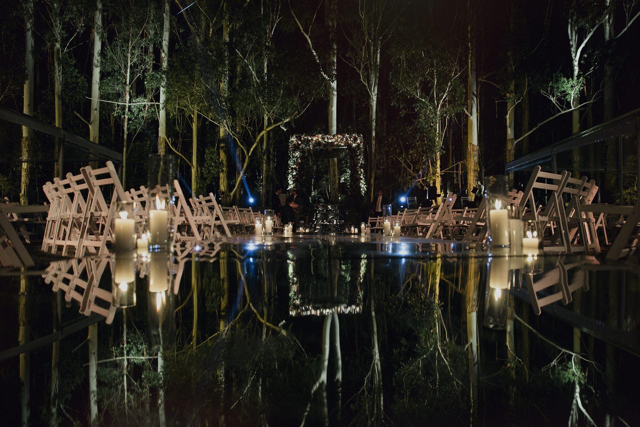 boda en la hacienda - jupá - ceremonia al aire libre