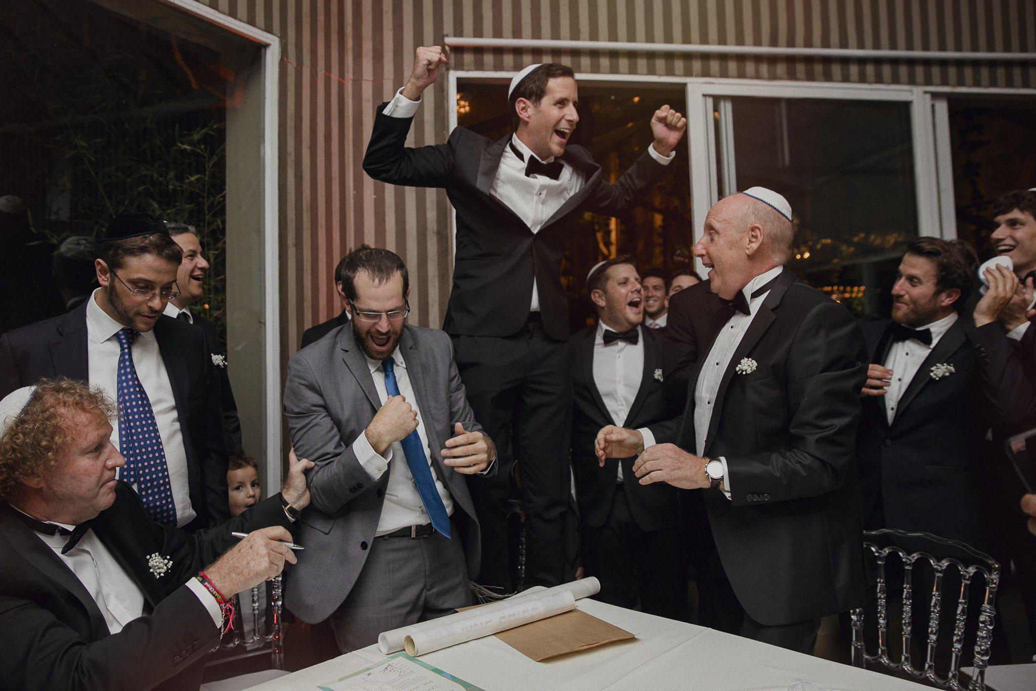 firma de ketubah - boda judia - boda en la hacienda