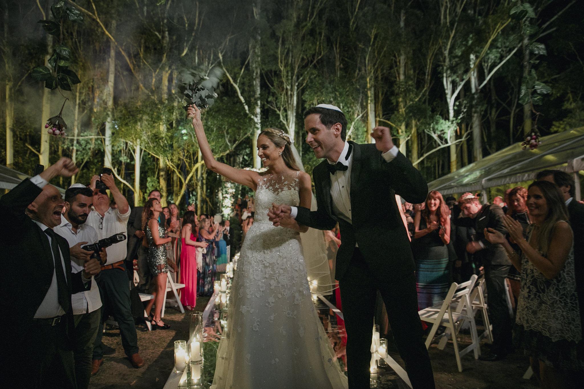 casamiento en la hacienda - jupa - ceremonia al aire libre