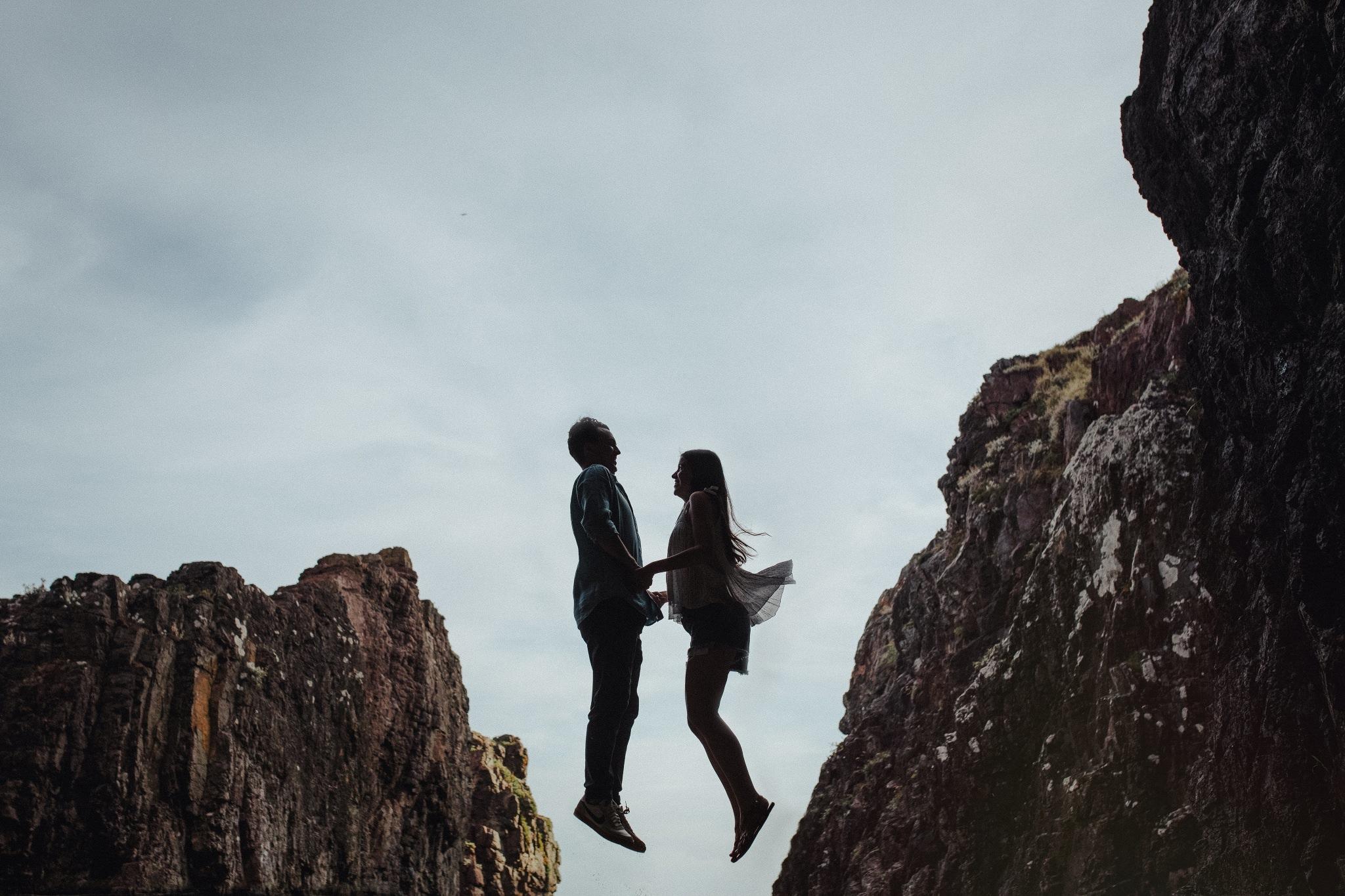 boda destino, preboda en grutas de punta ballena